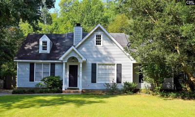Irmo, Ballentine Single Family Home For Sale: 249 Chapelwhite