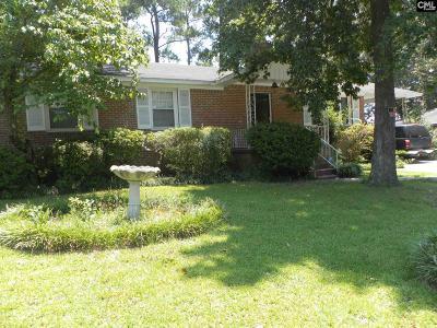 Lexington County, Richland County Farm For Sale: 1612 Overhill