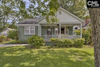Cayce Single Family Home For Sale: 515 Lafayette