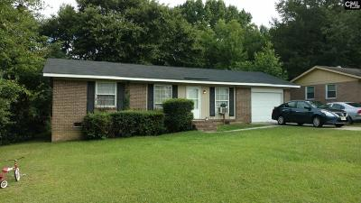 West Columbia Single Family Home For Sale: 1032 Kingsberry
