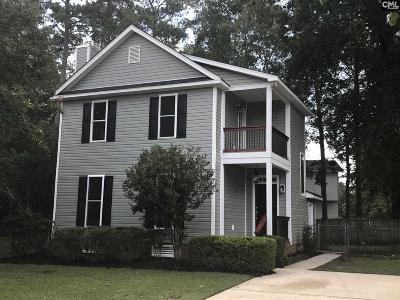 Lexington Single Family Home For Sale: 301 Mansfield