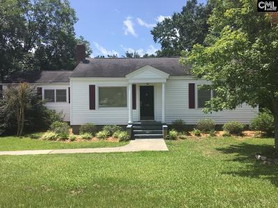 Newberry Single Family Home For Sale: 1310 Trent