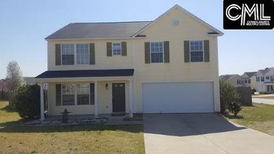 Columbia Single Family Home For Sale: 399 Fox Trot