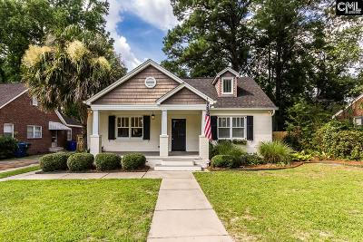 Columbia Single Family Home For Sale: 2835 Burney