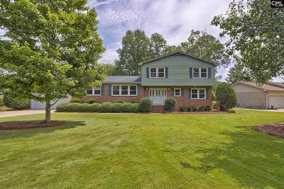 Columbia Single Family Home For Sale: 2840 Chatsworth