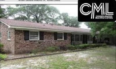 Springdale Single Family Home For Sale: 2707 Morningdale