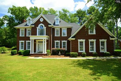 Columbia Single Family Home For Sale: 321 Lost Creek