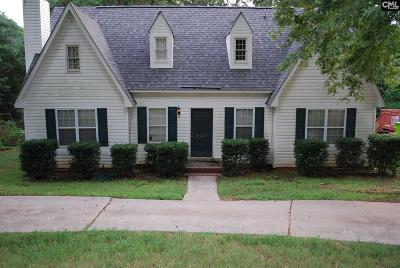 Lexington County, Richland County Single Family Home For Sale: 343 Gales River