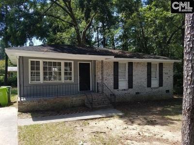 Lexington County, Richland County Single Family Home For Sale: 4305 Leeds
