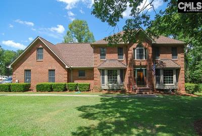 Lexington County, Newberry County, Richland County, Saluda County Single Family Home For Sale: 414 Camping Creek