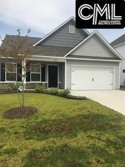 Blythewood Single Family Home For Sale: 2071 Bankwell