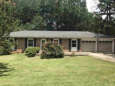 Columbia Single Family Home For Sale: 5920 Corley