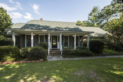 Lugoff Single Family Home For Sale: 313 Deerfield