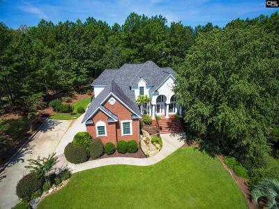 Leesville Single Family Home For Sale: 131 Harvest Moon Dr #Lot 119