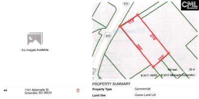 Columbia Residential Lots & Land For Sale: 1101 Albemarle