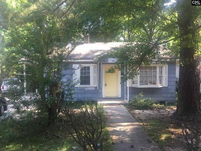 Lexington County, Richland County Single Family Home For Sale: 2417 Chappelle