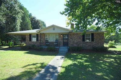 Columbia SC Single Family Home For Sale: $94,900