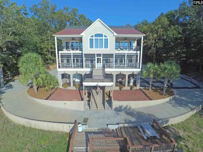 Wateree Hills, Lake Wateree, wateree keys, wateree estate, lake wateree - the woods Single Family Home For Sale: 42 Merry