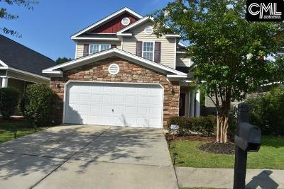 Congaree Pointe Single Family Home For Sale: 1010 Congaree Pointe