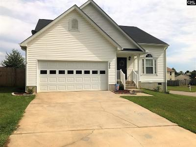 Turkey Pointe Single Family Home For Sale: 300 Turkey Beard
