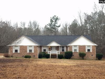 Kershaw County Single Family Home For Sale: 3271 Ebenezer Church