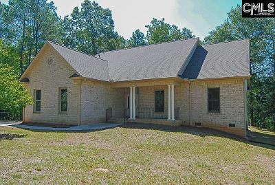 Blythewood Single Family Home For Sale: 601 Mt. Valley