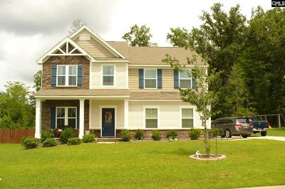 Irmo Single Family Home For Sale: 543 Newton #Lot 151
