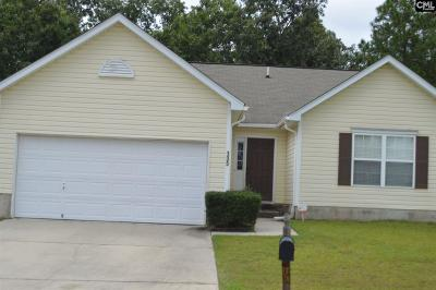 Lexington Single Family Home For Sale: 135 Cape Jasmine