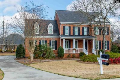 Blythewood Single Family Home For Sale: 6 Coleman Ridge