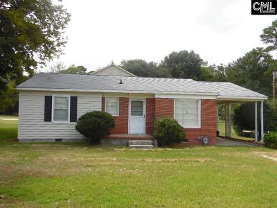 Kershaw County Single Family Home For Sale: 2488 Haile