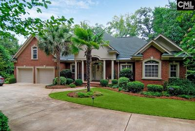 Lexington County Single Family Home For Sale: 109 Bass Pointe