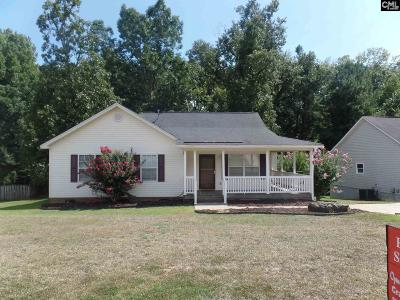 Irmo Single Family Home For Sale: 613 Beech Branch Drive