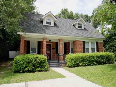 Columbia Single Family Home For Sale: 523 Ott