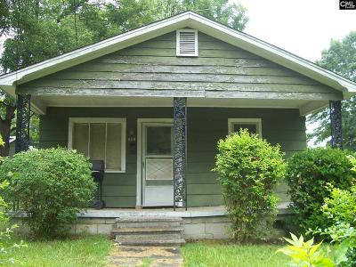 Newberry Single Family Home For Sale: 828 Taylor