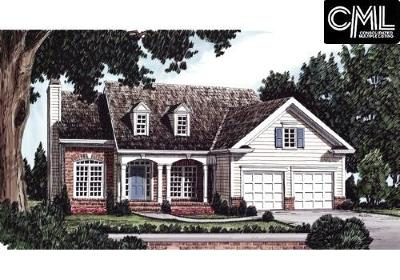 Columbia Single Family Home For Sale: Teague