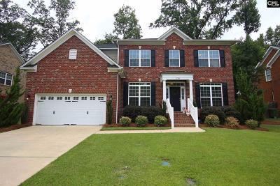Westcott Ridge Single Family Home For Sale: 120 Westcott Ridge