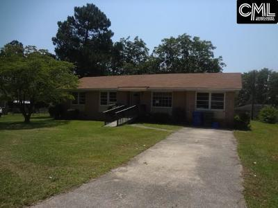 Columbia Single Family Home For Sale: 8 Palm