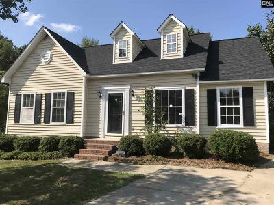 Irmo Single Family Home For Sale: 318 Barger