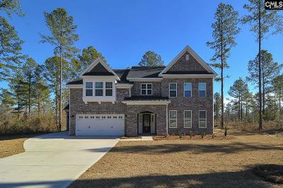 Kershaw County Single Family Home For Sale: 348 Lachicotte #6