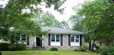 Lexington County, Richland County Single Family Home For Sale: 329 Quail Hills #2