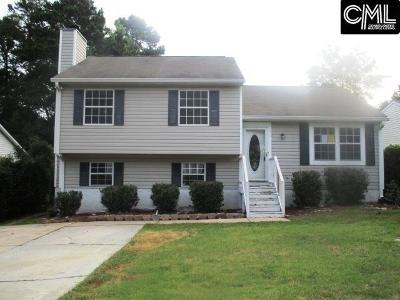 Irmo Single Family Home For Sale: 112 Grayside
