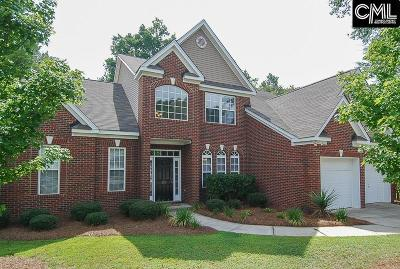Irmo Single Family Home For Sale: 155 Hearthwood