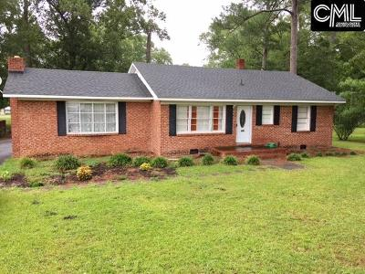 Saluda Single Family Home For Sale: 332 Greenwood