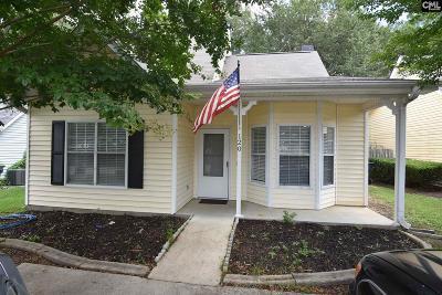 Columbia Single Family Home For Sale: 120 Fredricksburg