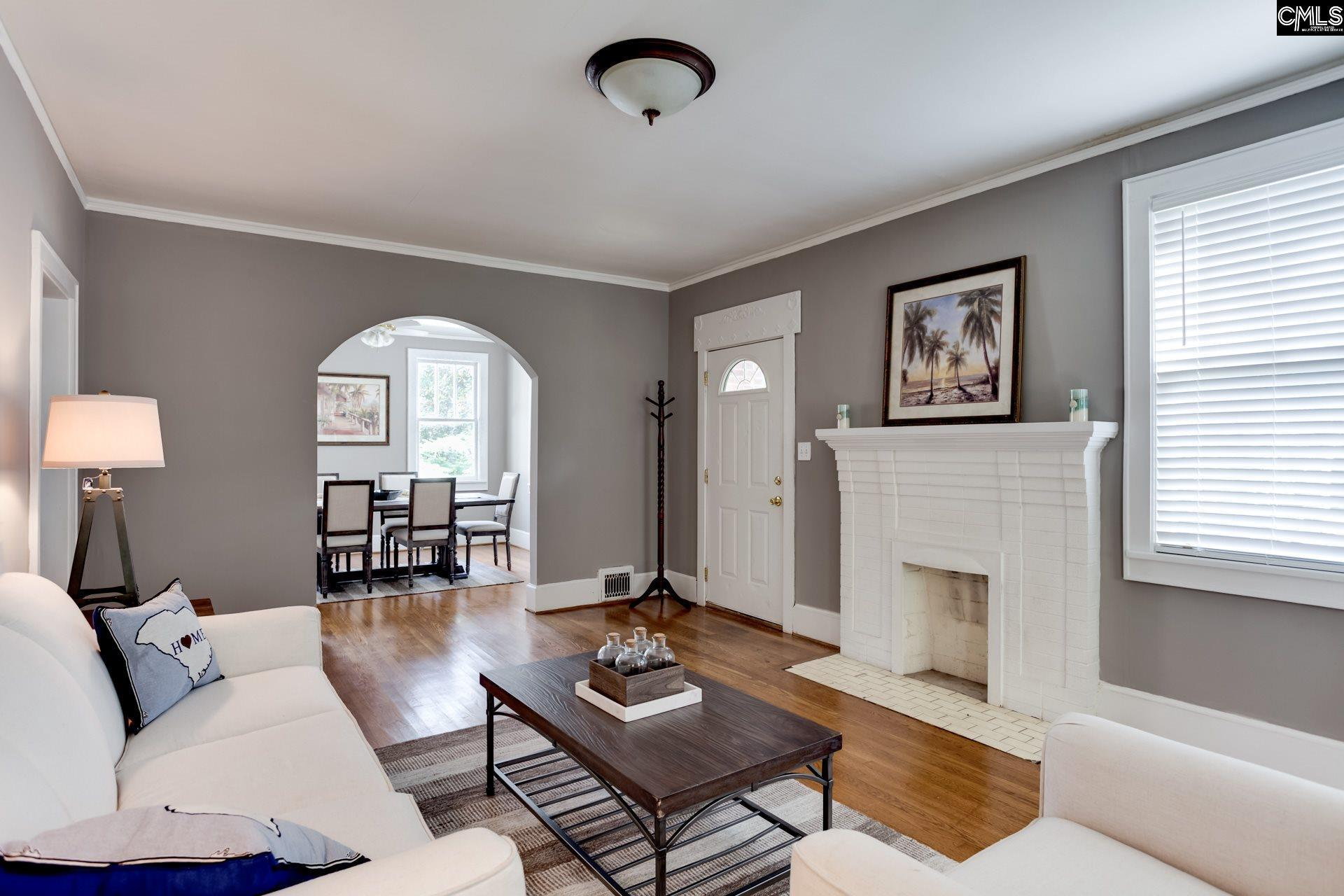 Living Room Sets Columbia Sc Listing 311 S Harden Mls 430608 Fairfax Realty