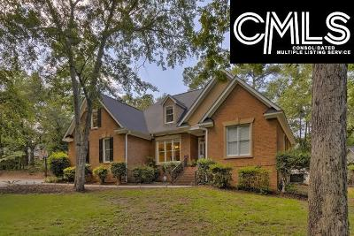 Blythewood Single Family Home For Sale: 10 Winding Wood