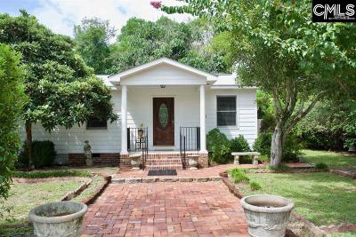 West Columbia Single Family Home For Sale: 2204 Grove