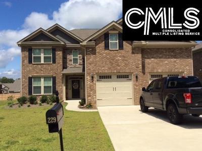 Elgin SC Single Family Home For Sale: $306,900