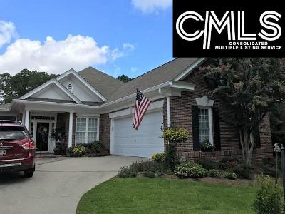 Columbia Single Family Home For Sale: 412 White Birch