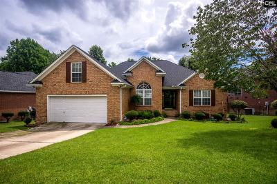 Columbia Single Family Home For Sale: 502 Holly Ridge